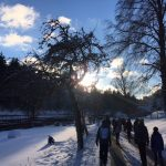 Winterwanderung der U15